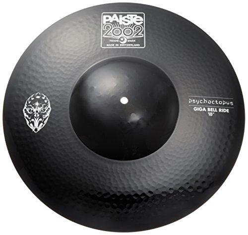 Paiste 2002 Giga Bell Ride Cymbal - 18