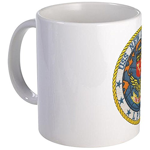 New Orleans Beer Mug - CafePress - USS NEW ORLEANS Mug - Unique Coffee Mug, Coffee Cup
