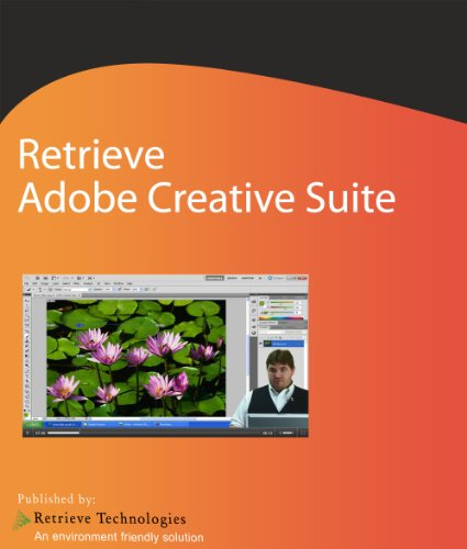 Retrieve Training for Adobe Creative Suite Bundle for PC [Download] by Retrieve Technologies