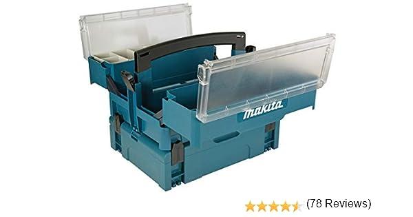 Makita MAK PAK P-84137 - Caja de herramientas, diseño voladizo ...