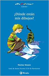 Donde estan mis dibujos? (Altamar) (Spanish Edition): Marina Seoane