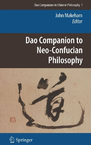 Dao Companion to Neo-Confucian Philosophy: 1 (Dao Companions to Chinese Philosophy) Pdf