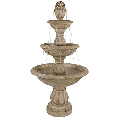 3 tier water fountain - 1