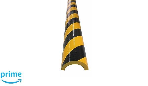 S21 Señalización AC-110-H Tope de Seguridad, Multicolor: Amazon.es: Bricolaje y herramientas