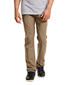 Under Armour Men's UA Performance Chino – Tapered Leg 36 W 34 L Camel