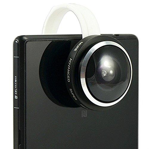 First2savvv JTSJ-235-A01 black Universal Detachable 0.4X ...