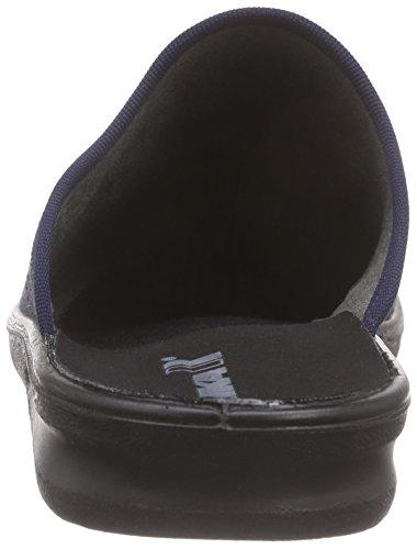 Romika Herren Präsident 147 Pantoffeln Blau (darkdenim 519)