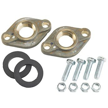 (Armstrong Pumps 806074-141 Flanges for 79732-41 Pump, Bronze 2