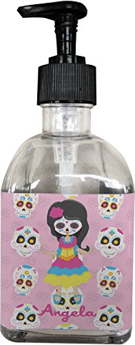 Kids Sugar Skulls Soap/Lotion Dispenser (Glass)