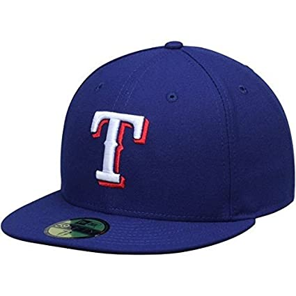 online store d645c 1dc3d New Era Texas Rangers MLB Authentic Collection 59FIFTY On Field Cap NewEra  59Fifty  7