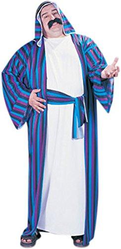 Plus Size Arab Sheik Costume Size: Standard Plus Size