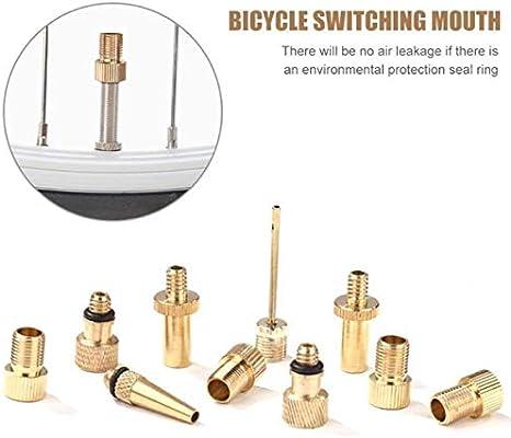 Amazon.com: Yizhet - Kit de adaptador de boquilla de inflado ...