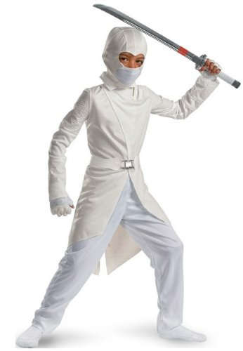 Storm Shadow Deluxe (Storm Shadow Deluxe Child Costume - Small)