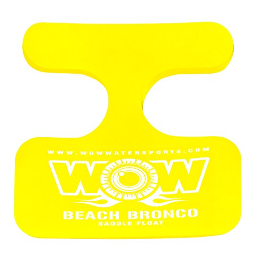 WOW World of Watersports, 14-2150 Beach Bronco Floating Pool Seat, Saddle Float, ()