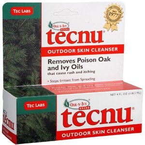 PACK OF 3 EACH TECNU POISON OAK/IVY CLEANSER 4OZ PT#8392614100 by Marble Medical