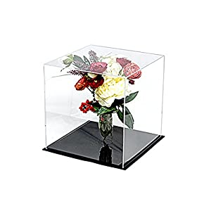 Deluxe Clear Acrylic Collectible Wedding Flower Bouquet Display Case (A031-TT) 58