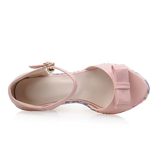 Rosa pink 35 Donna Ballerine An E8wPqtP