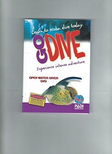 PADI Go Dive Open Water Diver - Padi Open Water Dvd