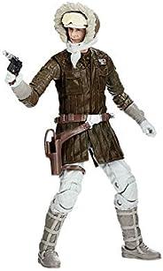 Star Wars The Black Series Archive Han Solo (Hoth) - Figura de 15 cm inspirada em Star Wars: O Império Contra-
