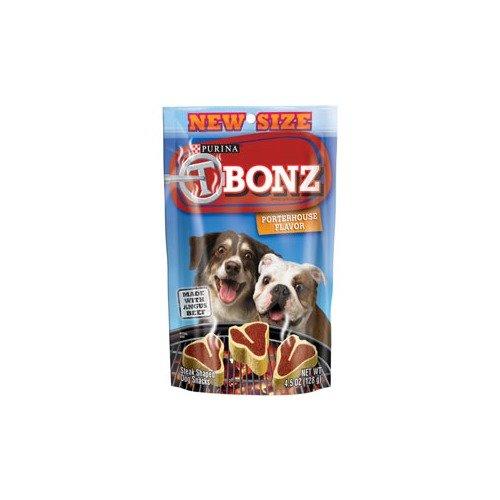 (Purina T-Bonz Porterhouse Flavor Dog Treats)