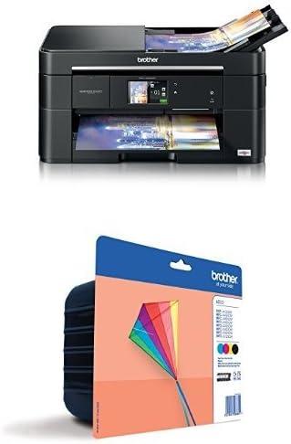 Brother MFCJ5620DW - Impresora multifunción de tinta profesional + ...