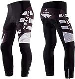 sponeed Men Cycling Pants Winter Bike Long Pant