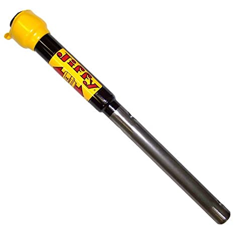 jiffy Adjustable Ice Auger Extension Shaft