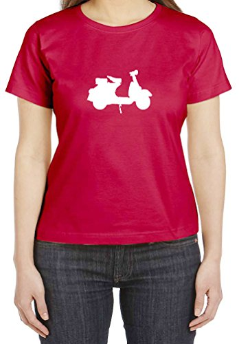 scooter-womans-tshirt-x-largered-apparel