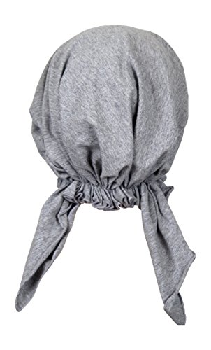 Cancer Headwear for Women Headscarves Chemo Patients Head Scarfs Head Coverings (Heather Grey) by Hats Scarves & More (Image #1)