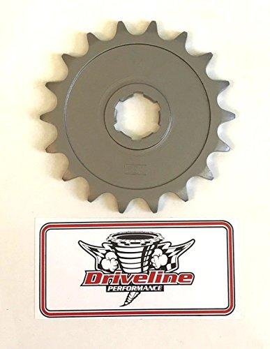 Driveline Performance Yamaha Banshee Front Sprocket - 18 Tooth ()