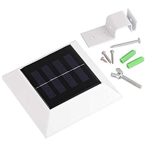 how to get solar lights to work in winter