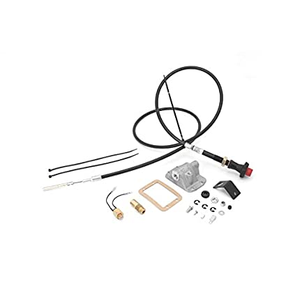 Image of Alloy USA 450400 Differential Cable Lock Kit for 1994-2004 Dodge 1500/2500 with Dana 44 or Dana 60 Axle Differential Assembly Kits