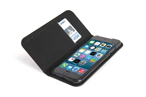Tucano IPH64FI Filo Hülle (geeignet für Apple iPhone 6/6s) schwarz