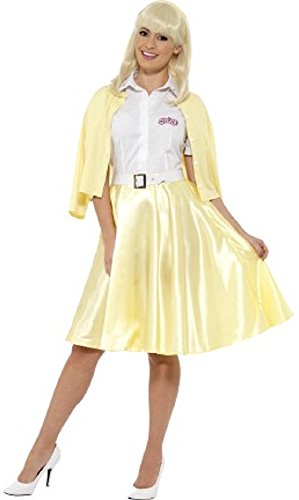 Official Grease The Musical Good Sandy Sandradee TV Film Carnival World Book Day Week Fancy Dress Costume Outfit (UK 12-14) -