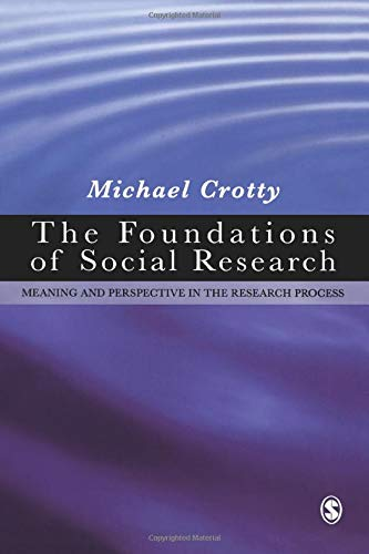 The Foundations of Social Research by Brand: SAGE Publications Ltd
