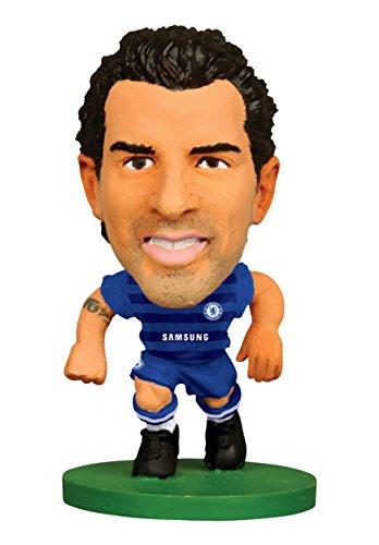 Soccer Starz - Chelsea Cesc Fabregas - Home Kit (2017 Version) / Figures (Fabregas Arsenal Jersey)