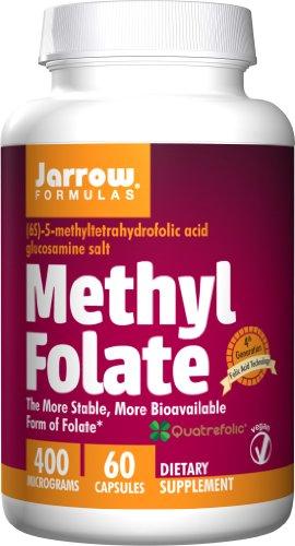 Jarrow Formulas Methyl Folate capsap