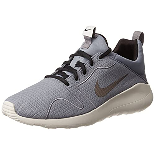 3e40b108e370 high-quality Nike Men s Kaishi 2.0 Premium Men s Grey Running Shoe Synthetic