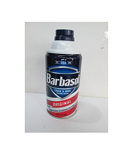 Barbasol Original Thick and Rich Shaving Cream 10 oz by Barbasol
