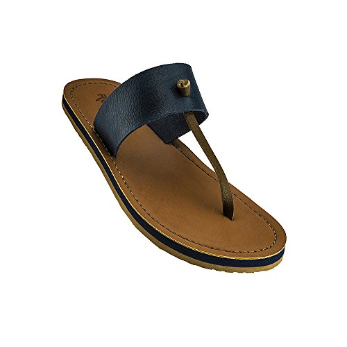 Sandals Flip Casual Footbed Rockin Womens Flops Slides Comfortable Arch Brown ISTqA