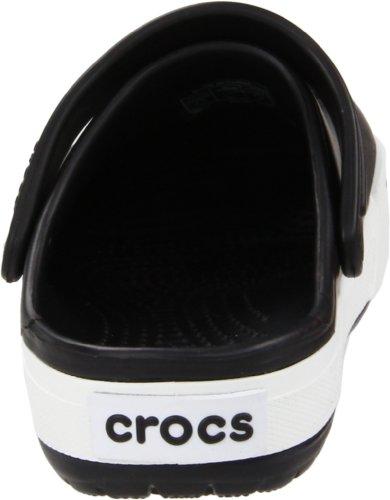 Crocs Unisex Crocband Ii Zoccolo Nero / Nero