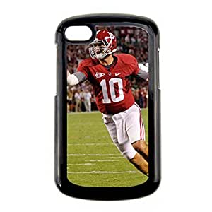 Protective Phone Case For Boy For Blackberry Q10 Print With Aj Mccarron Football Choose Design 3