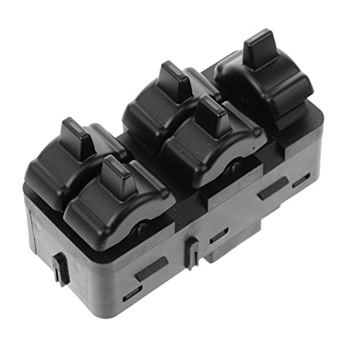 Master Power Window Switch Driver Side Left LH for 04-08 Pontiac Grand Prix
