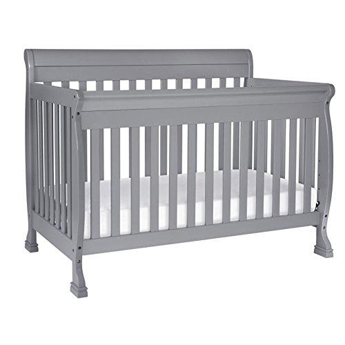 DaVinci Kalani 4-In-1 Convertible Crib, Grey from DaVinci