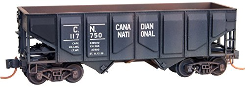 Micro-Trains MTL N-Scale 33ft Hopper Canadian National/CN for sale  Delivered anywhere in USA