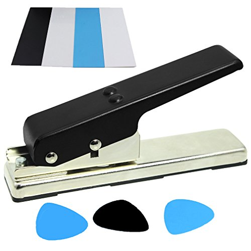LotFancy DIY Guitar Pick Punch