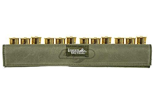 Lancer Tactical Shotgun Shells Belt Holder (OD)