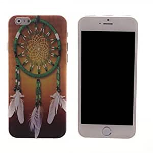 ZL Green Windbell Design PC Hard Case for iPhone 6 Plus