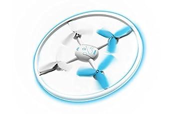RCTecnic Drone RC W3 con Luces LED | Dron Fácil de Volar y Muy ...