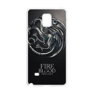 Samsung Galaxy S4 Phone Case White Game of Thrones VGS6001203